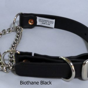 An image of a biothane martingale collar from the Martingale Collar Biothane Series